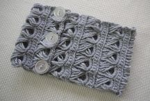 crocheting ideas / by Pam Smith