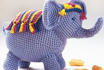 Crochet / by Susan Hoernschemeyer
