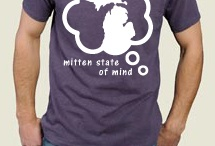 Michigan Apparel / by Awesome Mitten