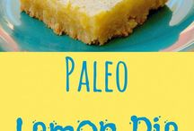 Paleo Treats / by Rachel Lacy (Following In My Shoes)