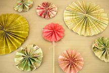 Paper Crafts / by Rosa Mitchell