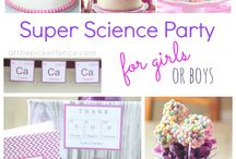 Super Science / by Wisteria Urban Country