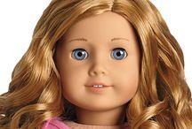 American girl dolls / by Emma P