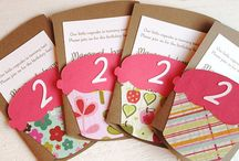Cupcake birthday ideas / by Brandy Bethay