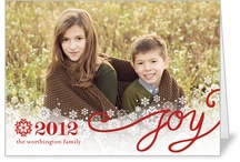Christmas Card ideas / by Gina E