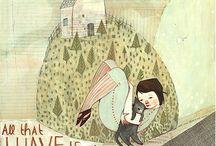 Artsy Illustrations  / by Jessica Glovasa