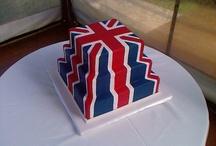 Union Jack Style / All things Union Jack and British  / by Hazel Jihnston