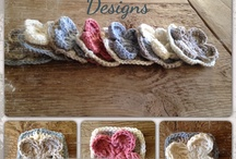 ♥ Crochet Squares ♥ / by Lydias Treasures - Lisa