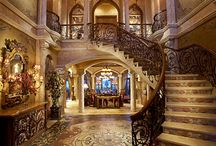 Grand Staircases / by Myra Piloni