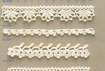 Crocheted Borders / by Lynn Epton-Siler
