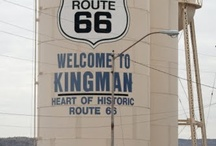 Kingman AZ / by DOREEN GRAY