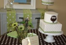 Owl Baby Shower / by Stephanie @ Discovery Moments