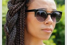 you got me twisted / braids & twists / by Latisha Roland