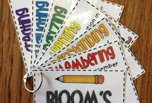 Bloom's Taxonomy / by Haley Hodges