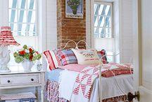 Bedrooms / by Samantha Millard