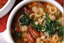 Soups  / by Dawn Davila