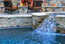 Pools and Outdoor Area Ideas / by Larry Meyer