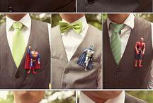 Superhero wedding! / by Whitney Kuhn