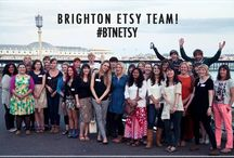 Brighton Etsy Team Events  / For when we meet, discuss and learn. / by Brighton Etsy Team