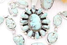Dry Creek Turquoise Jewelry / Dry Creek Turquoise Jewelry | Four Corners USA OnLine Native American Jewelry Store  / by Four Corners USA OnLine