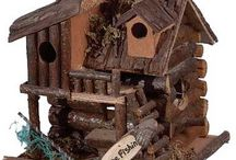 Decorative BirdHouses / UR Gift 4 All Seasons - http://www.urgifts4allseasons.com for that special gift and more. Bird houses in a large variety of rustic, painted and decorative styles. Choose from a historic bird houses and painted birdhouses. / by URGifts4allSeasons