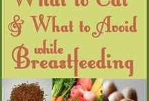Breastfeeding / by Megan