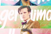 Doctor Who! / by Kelsie Mariano