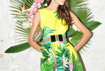 Spring Trends - Tropical / My favourite accessory is a ray of sunshine. / by Spotlight Stores