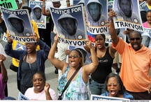 'Justice For Trayvon' / Thousands Call For The Arrest Of George Zimmerman In Trayvon Martin Shooting / by Talking Points Memo