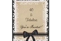 My 40th...Ideas / by Nicole Smith