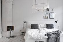Home: Bedroom / by Maria Waage