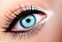 Eye makeup ideas / by Debbie Minarik