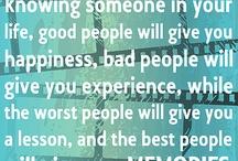 Words of Wisdom / by Emily Bresette