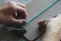Wrap bracelets. / by Susanna Eslin
