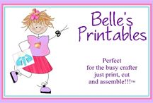 Printables!! / by Cassandra 'France' Brown