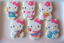 Hello Kitty Food Creations / by Trufflehead