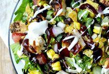 Salads / by Elizabeth