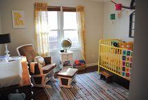 Nursery / by Alle Mason