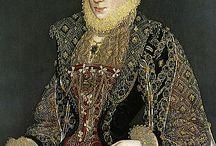Portraits of ladies of the Tudor court / by Amanda Miller