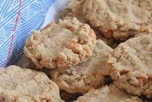 Food - Cookies Oatmeal  / by Kimberly Howard