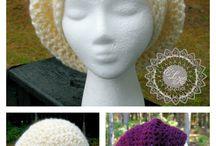 Crochet Hats & Headwear / by Lizette Zamora