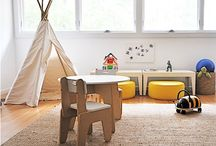 Kid Spaces / All things crazy, fun, colorful and kid friendly! They need a space they can just be THEM! / by Lolly Jane {lollyjane.com}