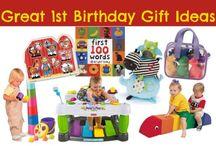 1st year boy birthday party ideas / by laura juarez