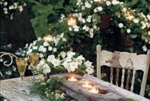 outdoor rooms / by Laurie Fitzpatrick