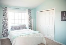 Braylyns room color ideas / by April Williams