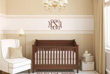 Baby area / by Michele Kirkpatrick