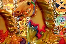 Carousel Menagerie... / by Donna Eaton