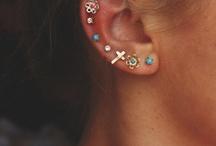 Piercings / by Monica Purdy