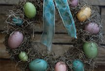 Easter DIY / making Easter stuff / by Diane Eugster