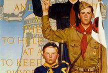 Boy Scouts / by Patricia Panzica